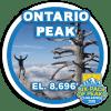 2020 Ontario Peak