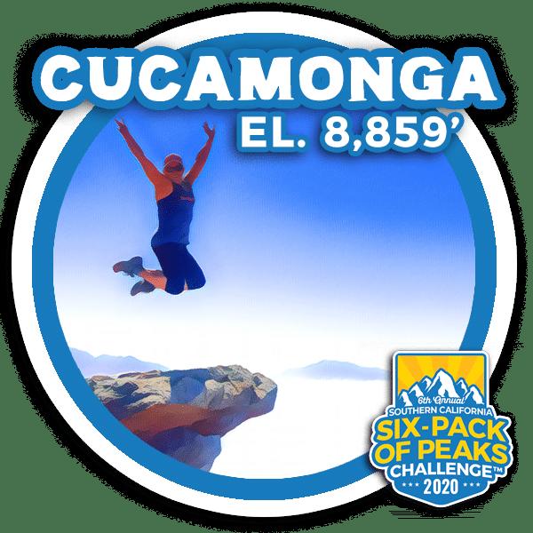 I hiked Cucamonga Peak