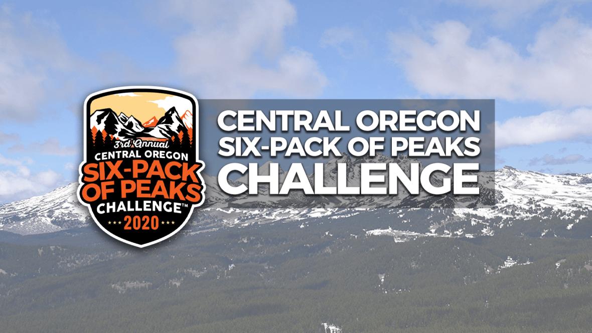 2020 Central Oregon Six-Pack of Peaks Challenge