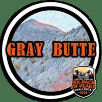2020 Gray Butte Badge
