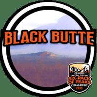 2020 Black Butte Badge