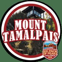 2020 Mount Tamalpais Badge
