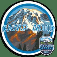 2020 Camp Muir Badge
