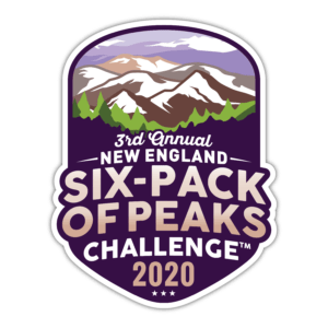 2020 New England Six-Pack of Peaks Challenge logo
