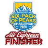 2020 SoCal 18-Pack Finisher