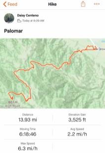 Palomar-Summary