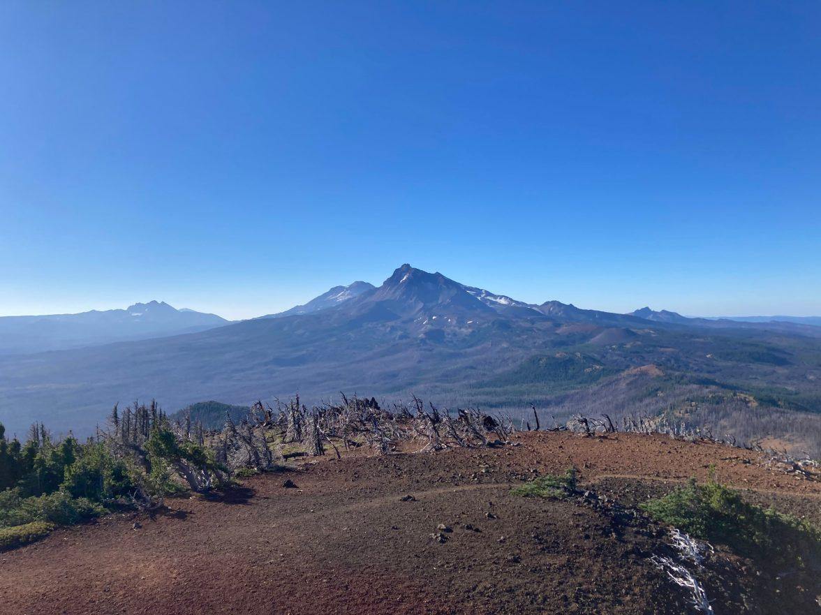 Black-Crater