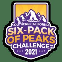 2021 SoCal Six-Pack of Peaks Challenge logo