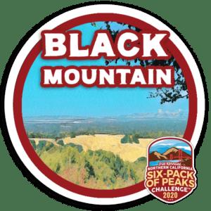 Black Mountain badge