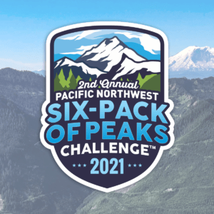 2021 Pacific Northwest Six-Pack of Peaks Challenge