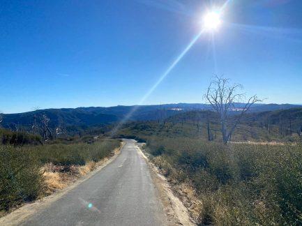 Cuyamaca-Road