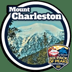 Mount Charleston - Las Vegas Six-Pack of Peaks Challenge