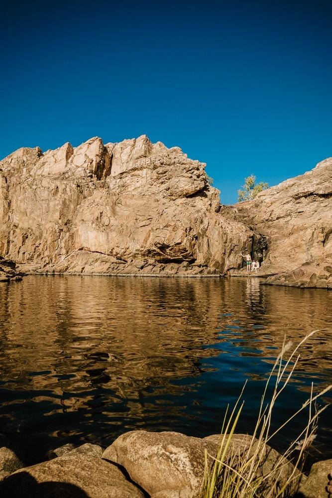 De 'Gorge' van Katherine River