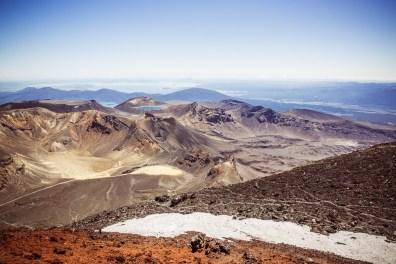 Tongariro Alpine Crossing New Zealand