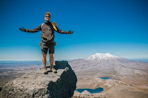 0052 Tongariro Crossing December 26, 2015