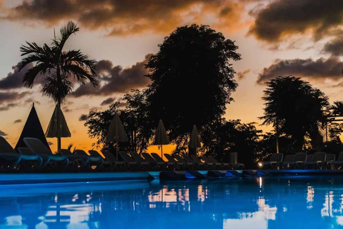 RIU resort Negril