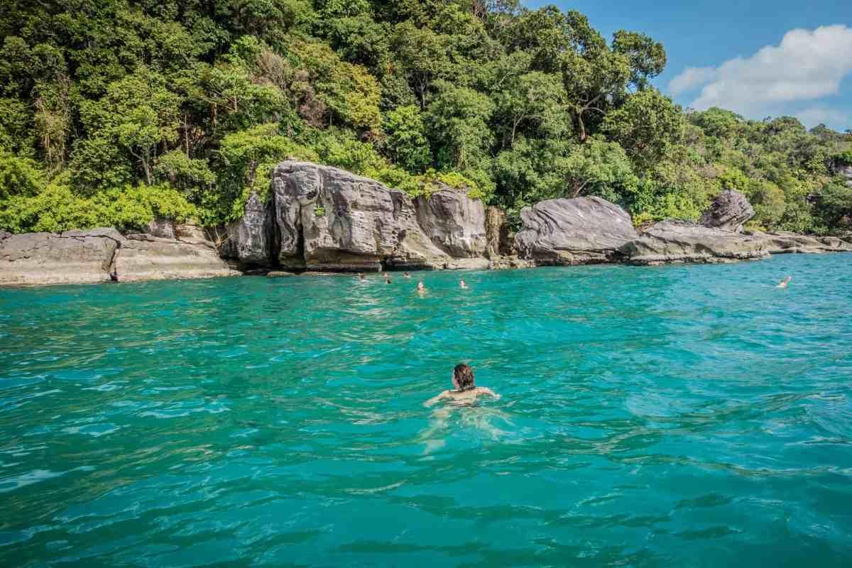mooiste eiland in cambodia
