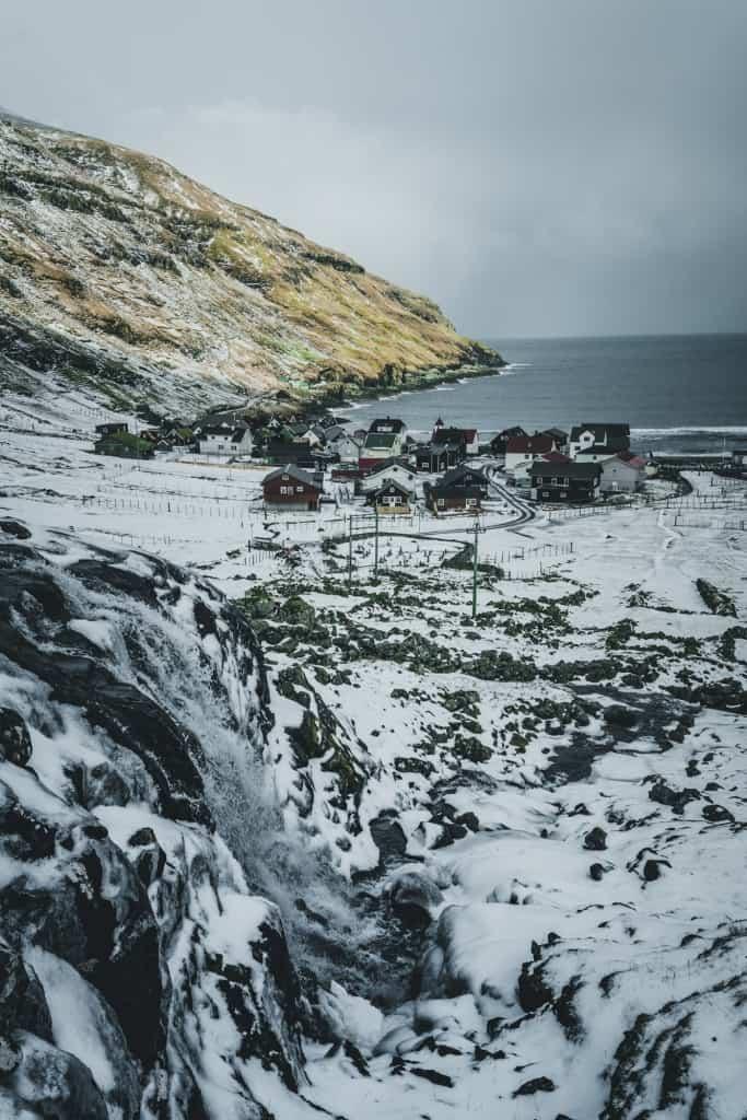 Kan je surfen op de Faroer eilanden