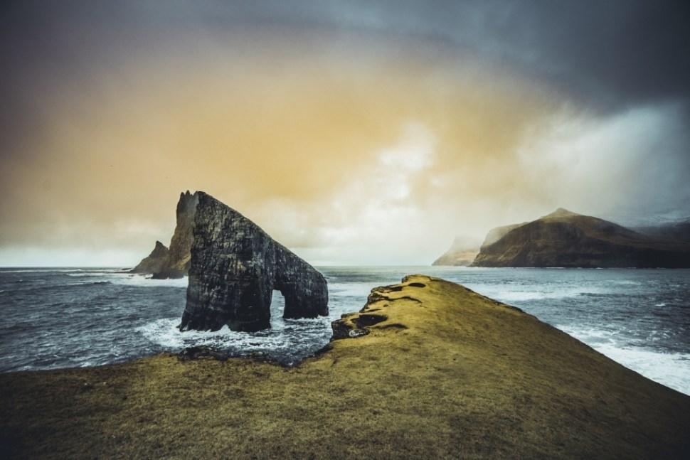 dranganrir Faroer eilanden