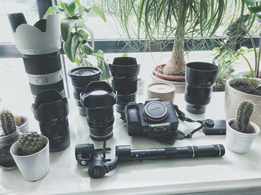 fotografie welke camera en lenzen