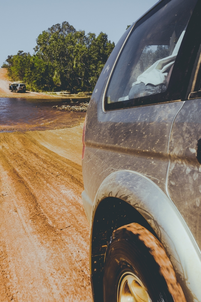 Roadtrip queensland Cairns Mossman