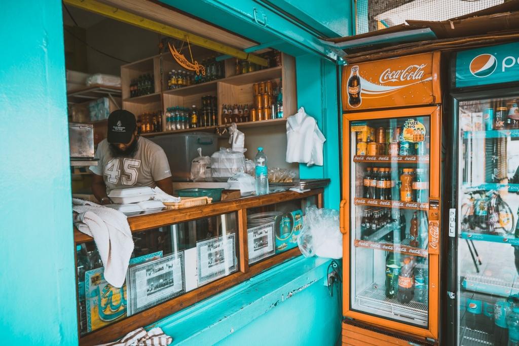 eten in mauritius