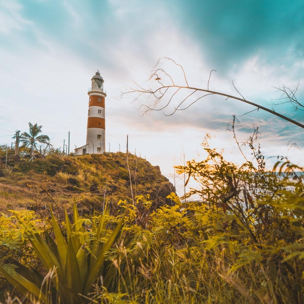 vuurtoren Mauritius