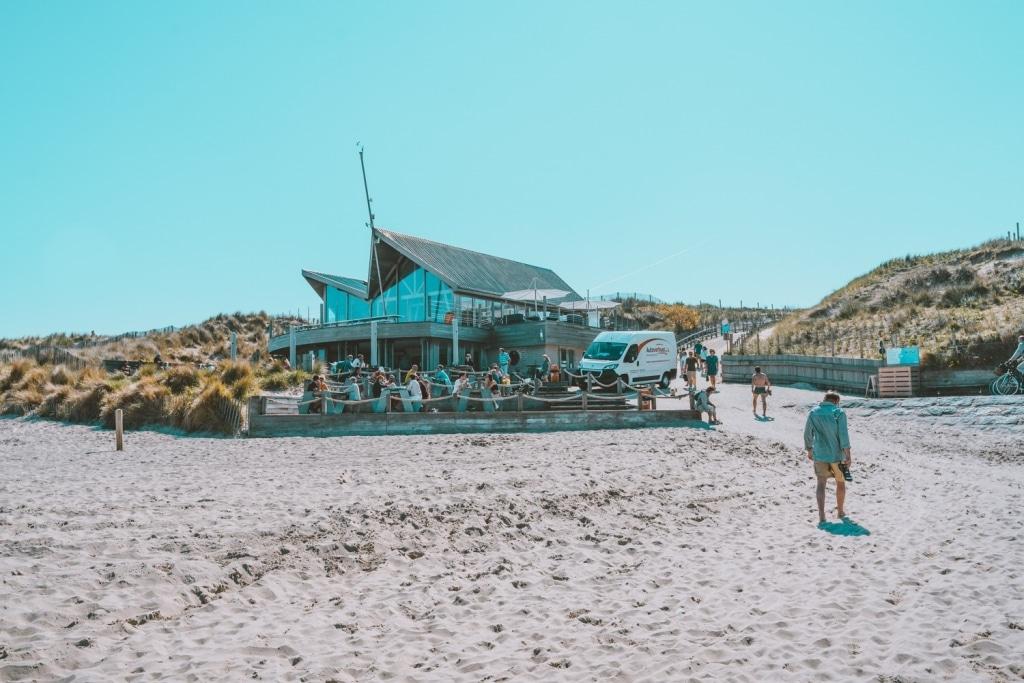 weekend aan zee beste strandbar bredene