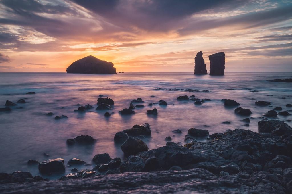 azoren welke eilanden bezoeken