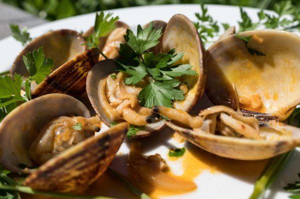 clams sao jorge