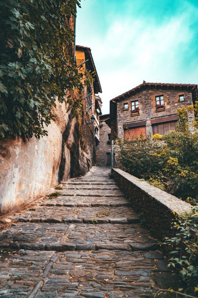 roadtrip door catalonie