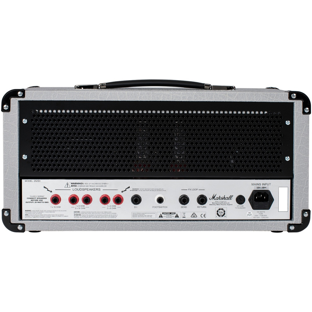 hight resolution of marshall 2525h mini jubilee amplifier head