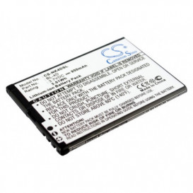 Batterie Nokia compatible 5310, 6600 Fold, 6600f, 6700