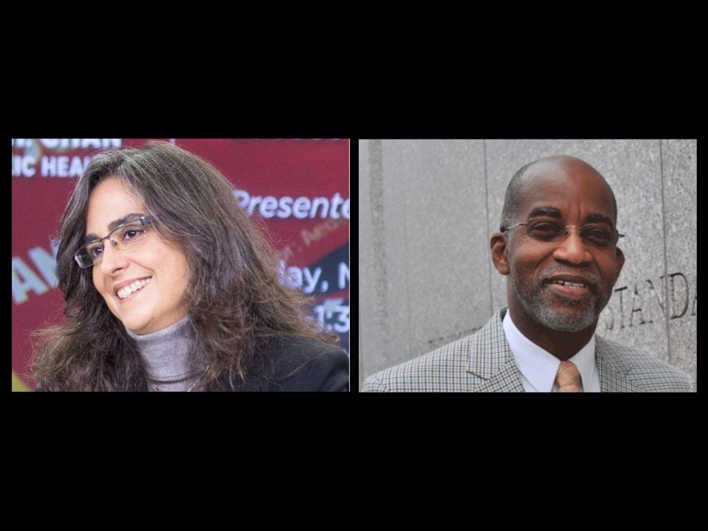 Marcia Castro and David Williams named as new department chairs | Harvard Center for Population and Development Studies | Harvard T.H. Chan School ...
