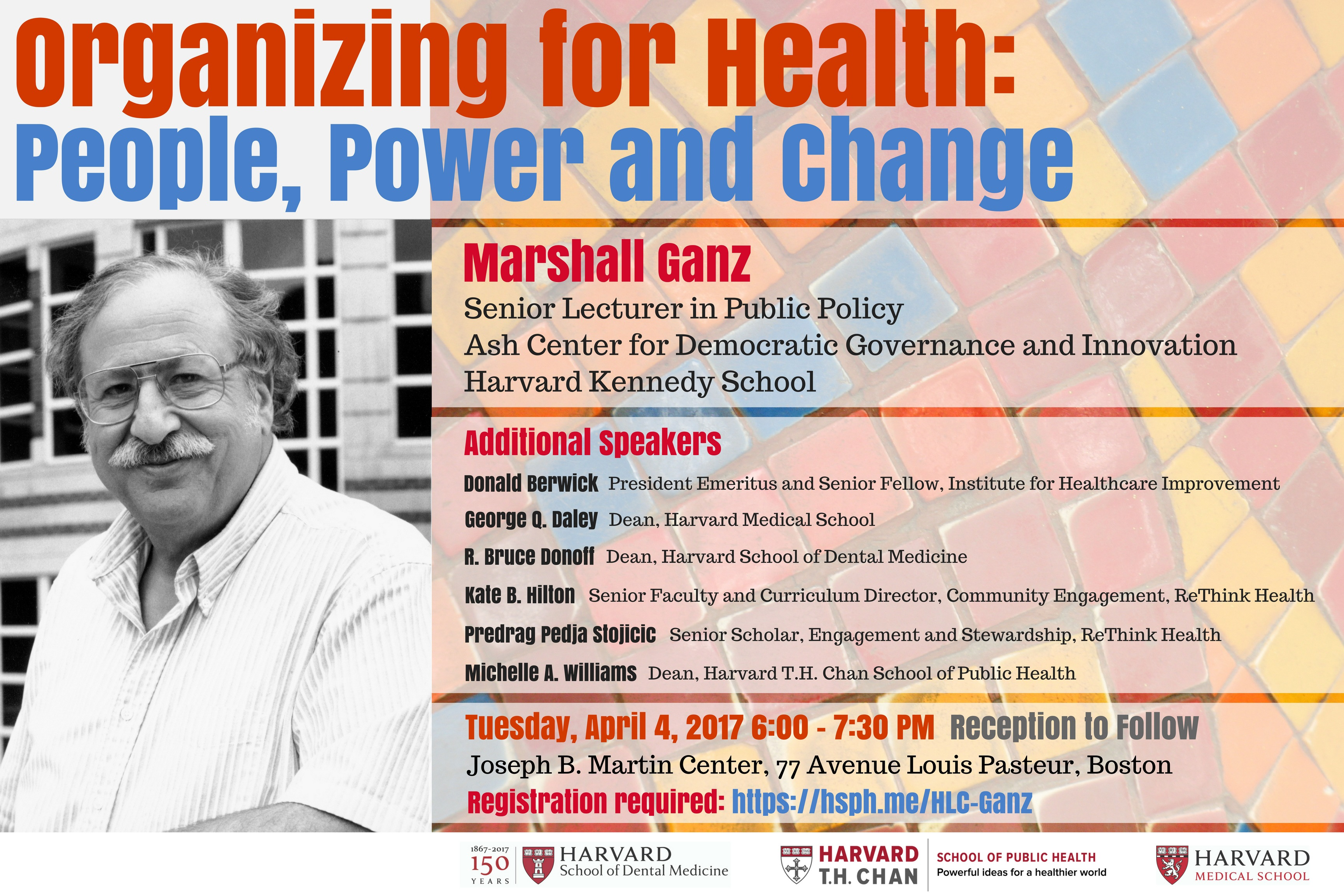 organizing for health people