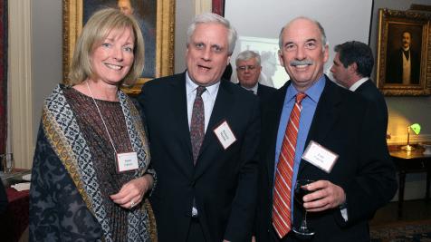 Susan Curren, Ric Marlink and Tom Curren