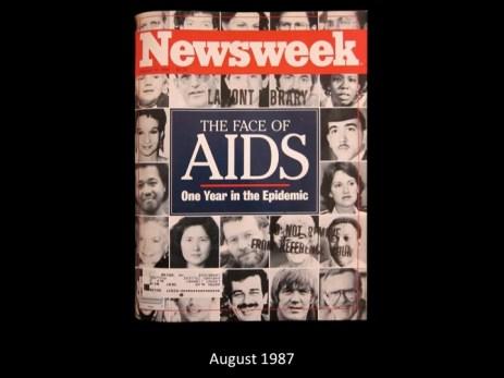 Newsweek Cover August 1987