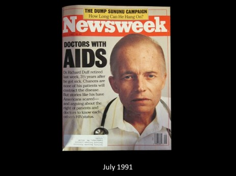 Newsweek Cover July 1991