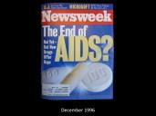 Newsweek Cover December 1996