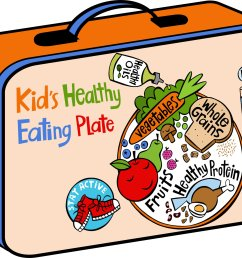 Kid's Healthy Eating Plate   The Nutrition Source   Harvard T.H. Chan  School of Public Health [ 1953 x 2636 Pixel ]