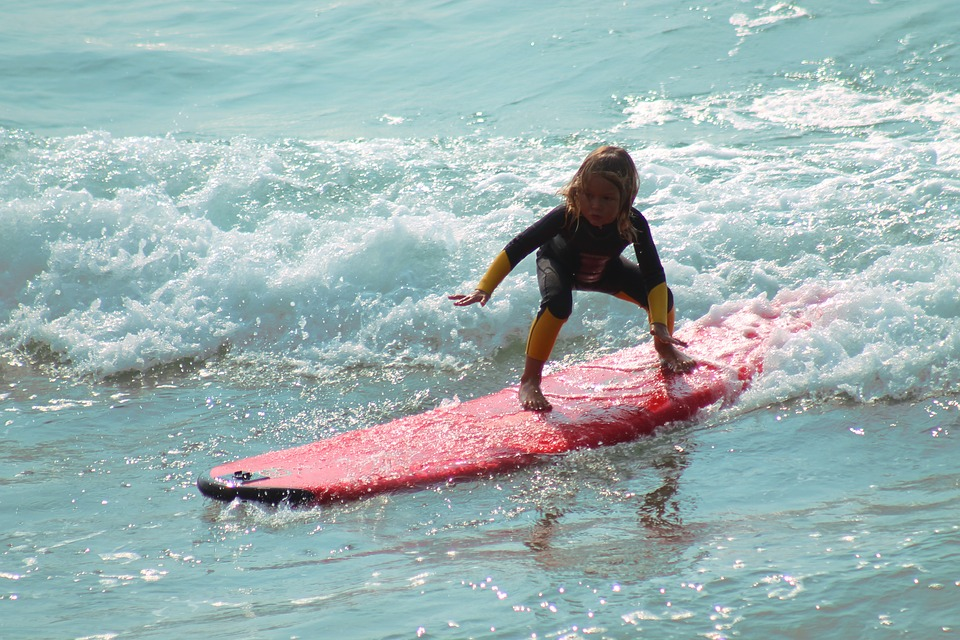 Surfer Girl Bali Wallpaper Healthy Activity Screen Time And Sleep In The Early
