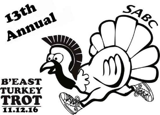 13th Annual Brookfield East Turkey Trot