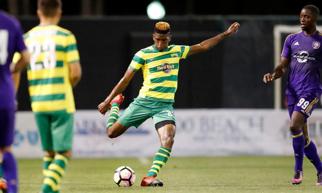 Image result for damion lowe tampa bay rowdies
