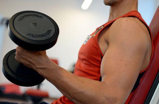 Die Anmeldungen in Fitnessstudios steigen – doch wer geht wirklich hin? Foto: dpa-Zentralbild