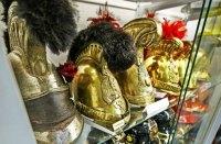 Feuerwehrmuseum Winnenden: Helme aus aller Welt - Rems ...