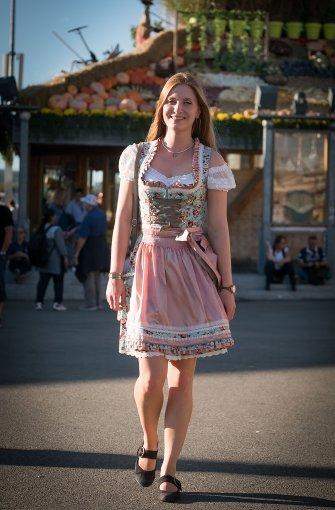Volksfest in Stuttgart So sexy ist der Wasen Ohne Dirndl