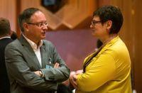 Landesparteitag in Bruchsal: Sdwest-SPD ringt schwer um ...
