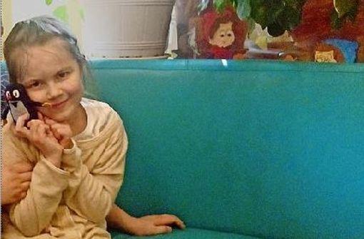 Ein aktuelles Foto von Lara im Kinderhaus in Legnica. Nun wurde sie gefunden. Foto: privat