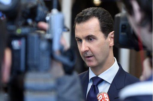 Der syrische Präsident Bashar al-Assad konnte seine Position in Syrien festigen. Foto: SANA