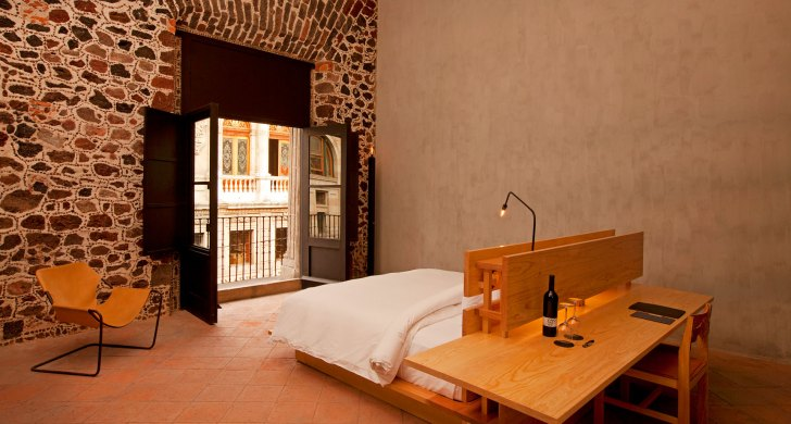 Downtown Mexico - boutique hotel in Mexico City